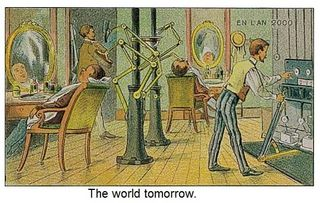 The world tomorrow