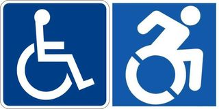 New-handicap-parking-sign